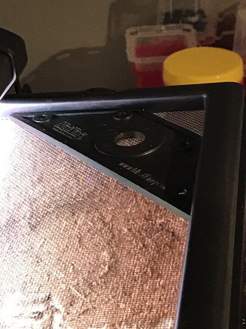MistKing Screen Top Wedge
