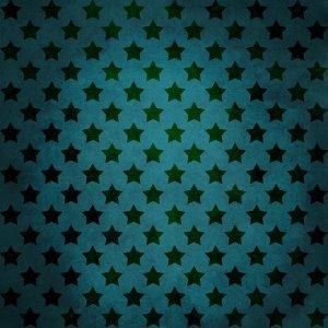 stars pattern texture 05 deepblue aquablue duo