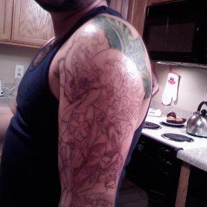 Cham Tattoo