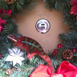 Christmas Cham